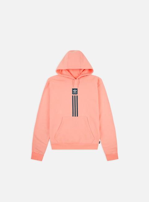 Adidas Originals Solid Pillar Hoodie