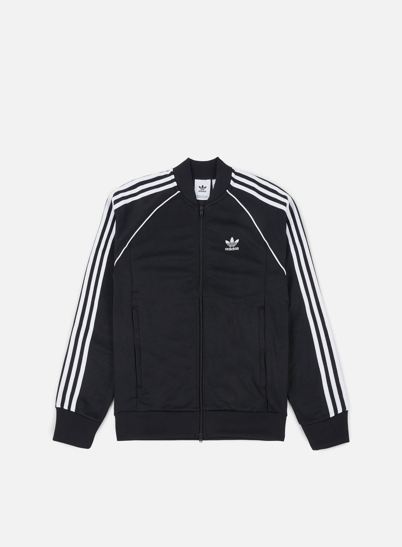 c2f5bfae0451 ADIDAS ORIGINALS SST Track Jacket € 55 Zip Sweatshirts