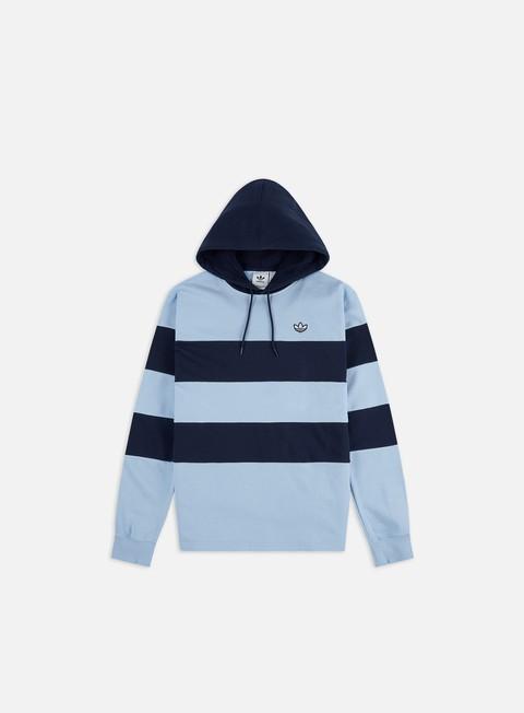 Outlet e Saldi Felpe con Cappuccio Adidas Originals Stripe Hoodie