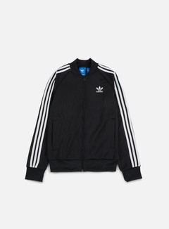 Adidas Originals - Superstar Track Jacket, Black