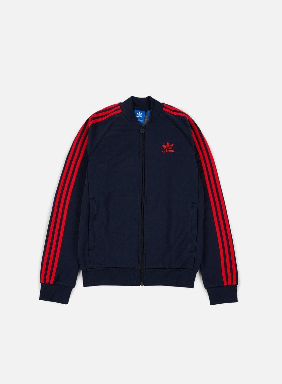 Adidas Originals - Superstar Track Jacket, Legend Ink