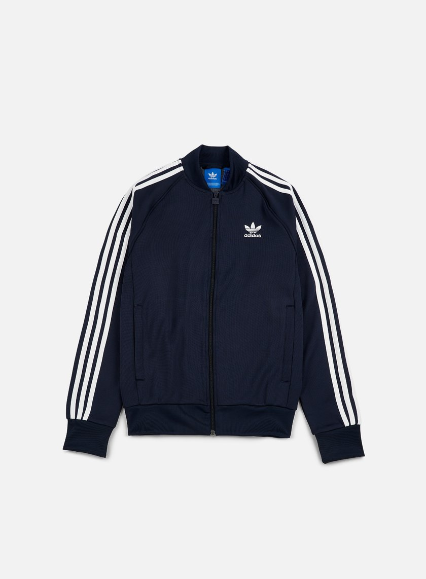 Adidas Originals - Superstar Track Jacket, Legend Ink