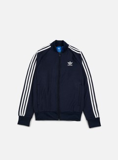 Adidas Originals - Superstar Track Jacket, Legend Ink/White