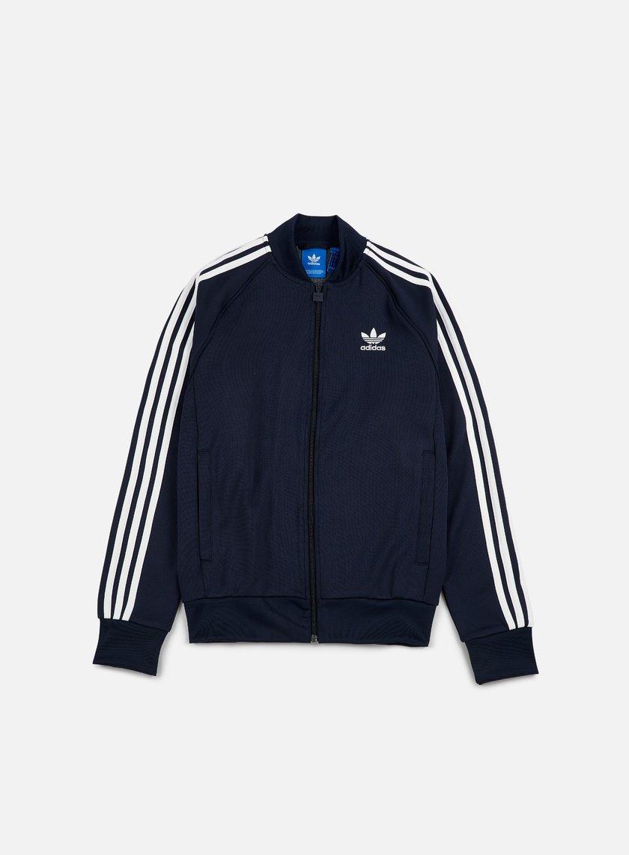 9677413e89cc9 ADIDAS ORIGINALS Superstar Track Jacket € 35 Zip Sweatshirts ...