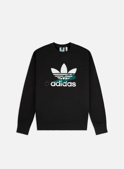 Outlet e Saldi Felpe Girocollo Adidas Originals Sweatshirt Crewneck