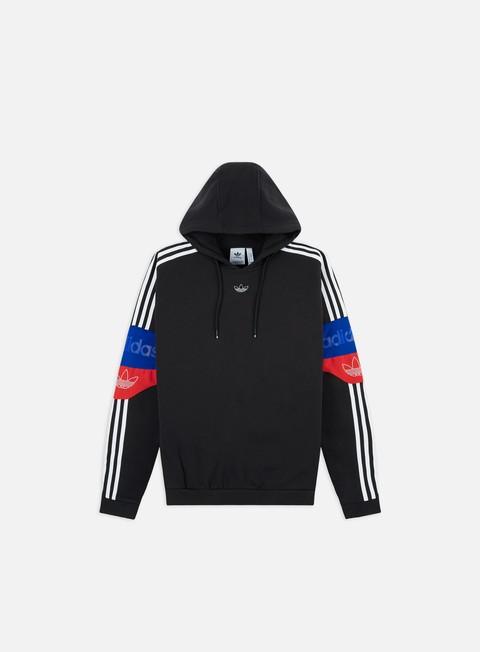 Felpe con Cappuccio Adidas Originals Team Signature TRF Hoodie