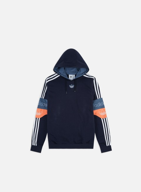 Hooded Sweatshirts Adidas Originals Team Signature TRF Hoodie