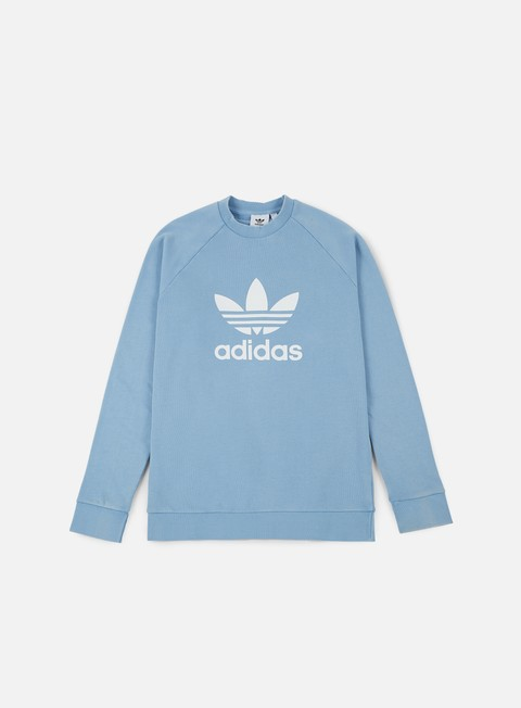 Sale Outlet Crewneck Sweatshirts Adidas Originals Trefoil Crewneck