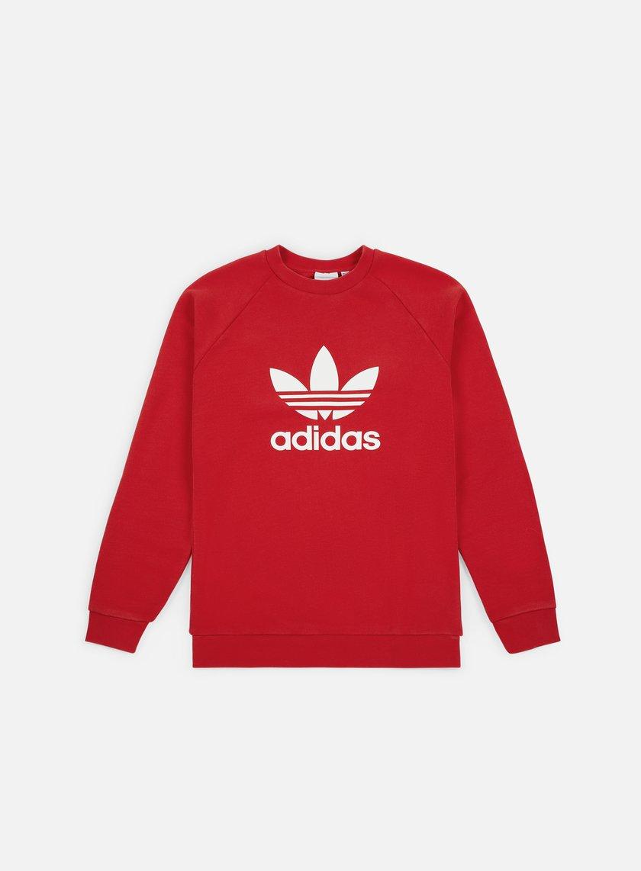 e5f182c648fb ADIDAS ORIGINALS Trefoil Crewneck € 30 Crewneck Sweatshirts ...