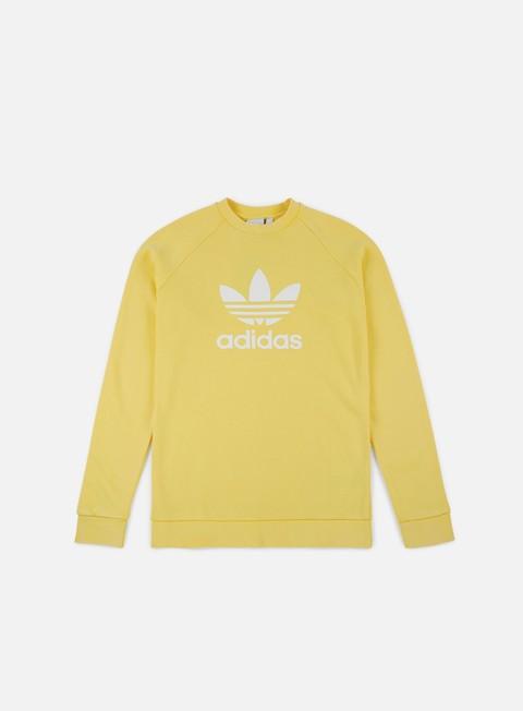 Felpe Girocollo Adidas Originals Trefoil Crewneck