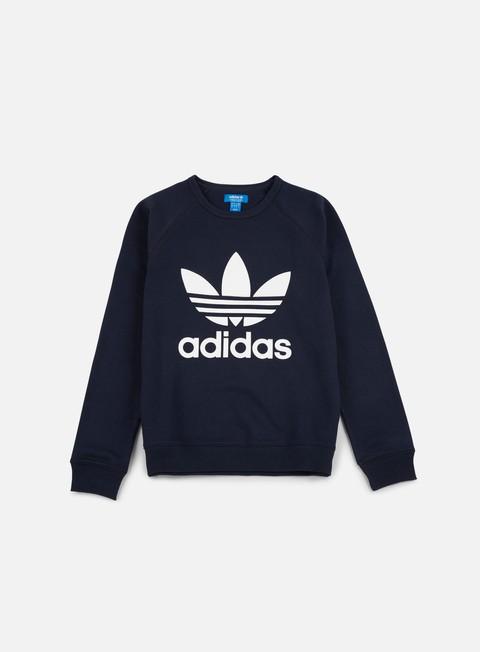 Sale Outlet Crewneck Adidas Originals Trefoil Crewneck