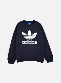 Adidas Originals - Trefoil Crewneck, Legend Ink 1