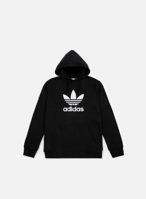 Hooded Sweatshirts Adidas Originals Trefoil Hoodie