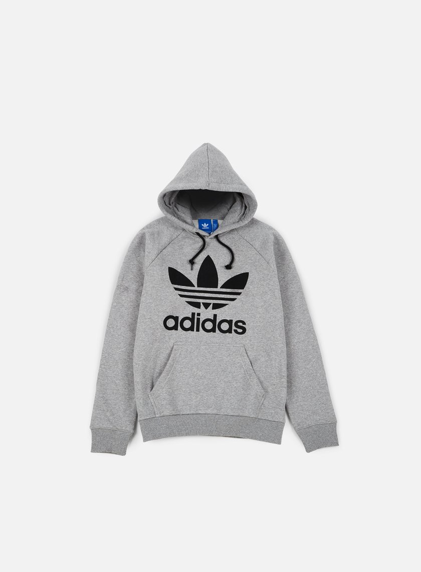 33acbeb181e9 ADIDAS ORIGINALS Trefoil Hoodie € 39 Hooded Sweatshirts