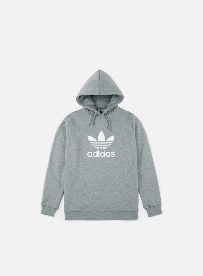 b3971de58220 ADIDAS ORIGINALS Trefoil Hoodie € 35 Hooded Sweatshirts