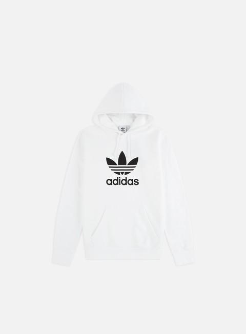 Logo Sweatshirts Adidas Originals Trefoil Hoodie