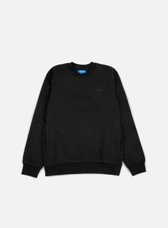 Adidas Originals - Trefoil Series Crewneck, Black 1