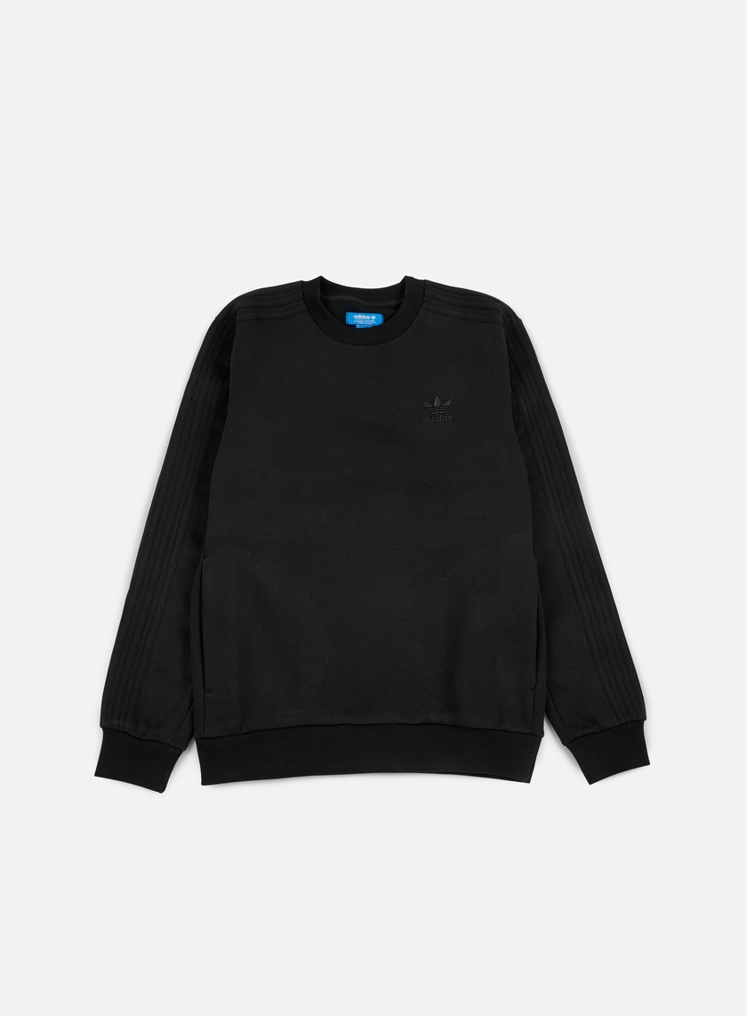Adidas Originals - Trefoil Series Crewneck, Black