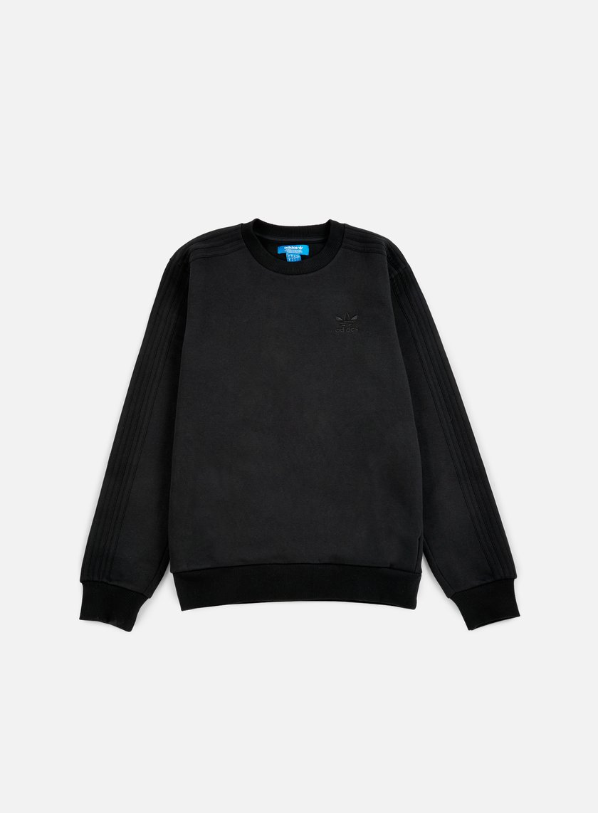 Adidas Originals - TRF Series Crewneck, Black