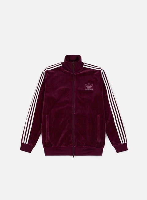 Outlet e Saldi Track Top Adidas Originals Velour BB Track Top