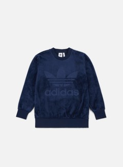 Adidas Originals Velour Crewneck