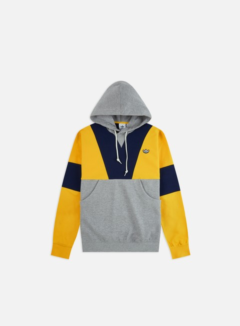 Outlet e Saldi Felpe con Cappuccio Adidas Originals Weekend Hoodie