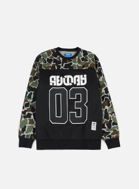 Crewneck Sweatshirts Adidas Originals Winter Crewneck