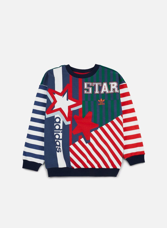 Adidas Originals WMNS Star Archive Crewneck