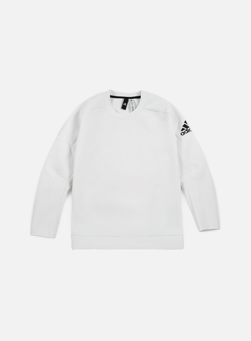 Adidas Originals - WMNS ZNE Crewneck, White