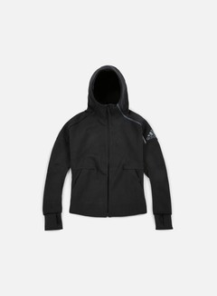 Adidas Originals - WMNS ZNE Hoody, Black