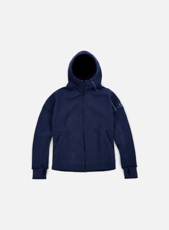 Adidas Originals - WMNS ZNE Hoody, Collegiate Navy