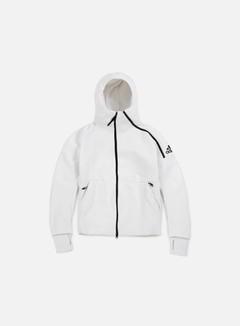 Adidas Originals - WMNS ZNE Hoody, White