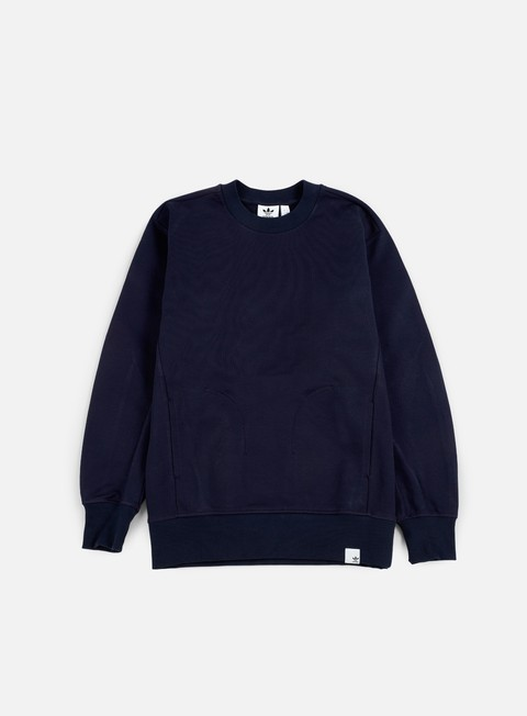 felpe adidas originals xbyo crewneck legend ink