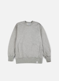 Adidas Originals - XbyO Crewneck, Medium Grey Heather 1