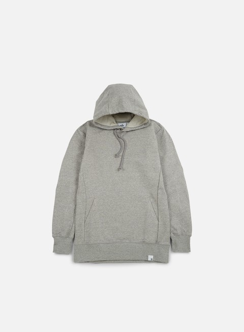 felpe adidas originals xbyo hoodie medium grey heather