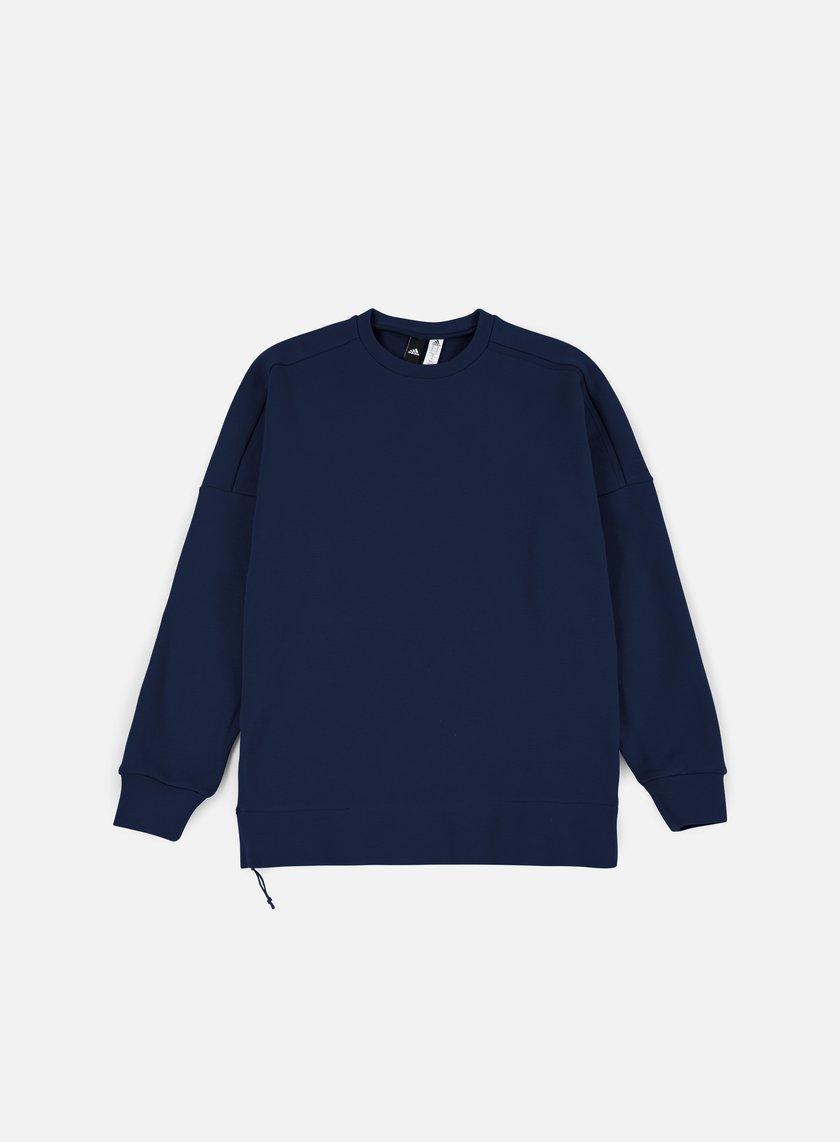 Adidas Originals - ZNE 2 Crewneck, Collegiate Navy