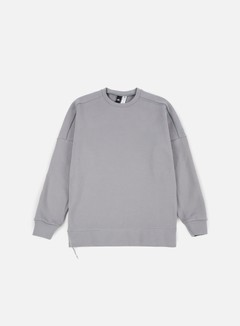 Adidas Originals - ZNE 2 Crewneck, Grey Heather