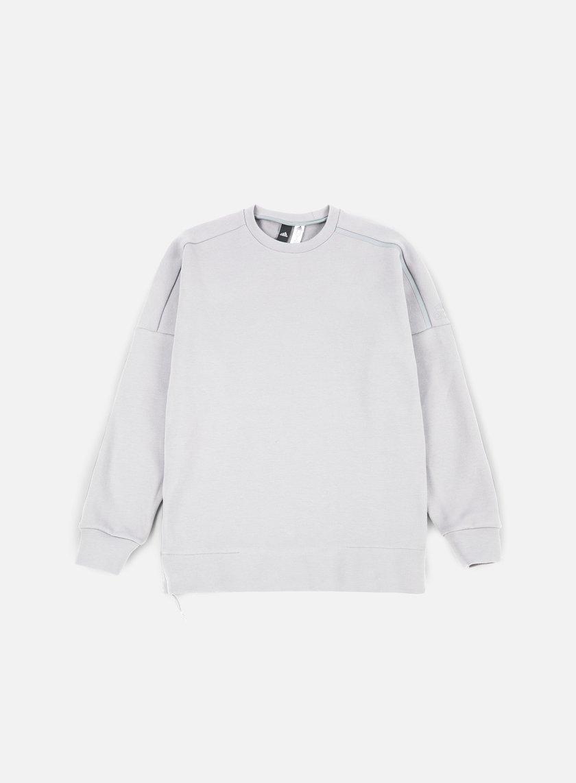Adidas Originals - ZNE 2 Crewneck, Pearl Grey