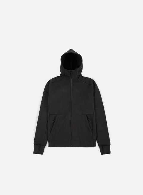 felpe adidas originals zne 2 hoody black