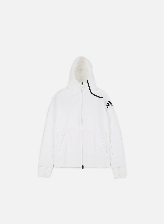 Adidas Originals - ZNE 2 Hoody, White