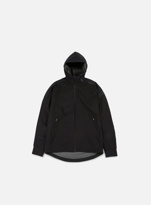 felpe adidas originals zne duo hoody black