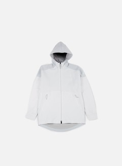 Adidas Originals - ZNE Duo Hoody, White/Grey Two