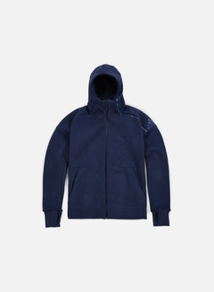 Adidas Originals - ZNE Hoody, Collegiate Navy 1