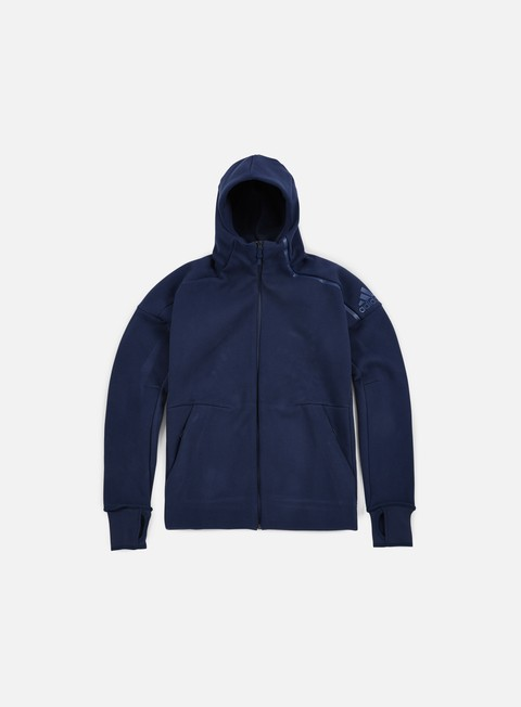 Felpe con Zip Adidas Originals ZNE Hoody