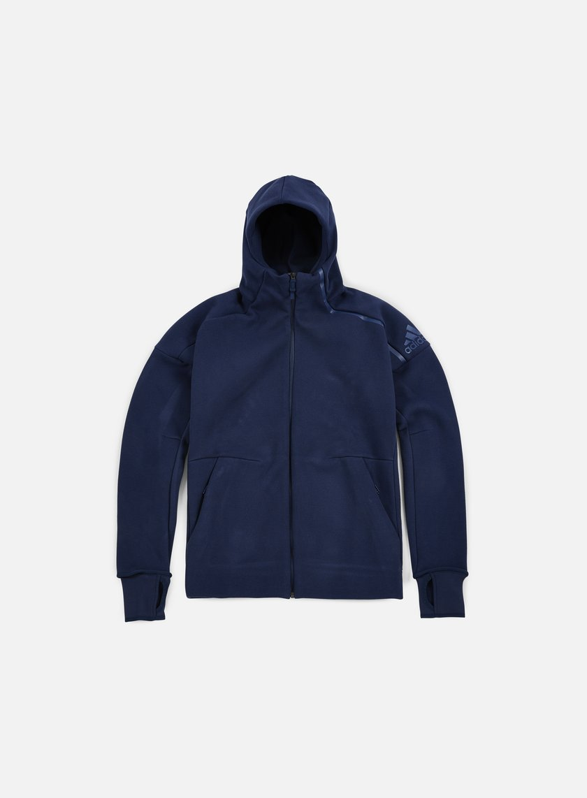 Adidas Originals - ZNE Hoody, Collegiate Navy