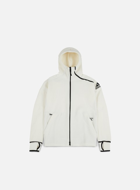 felpe adidas originals zne hoody non dyed