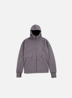 Adidas Originals - ZNE Hoody, Trace Grey