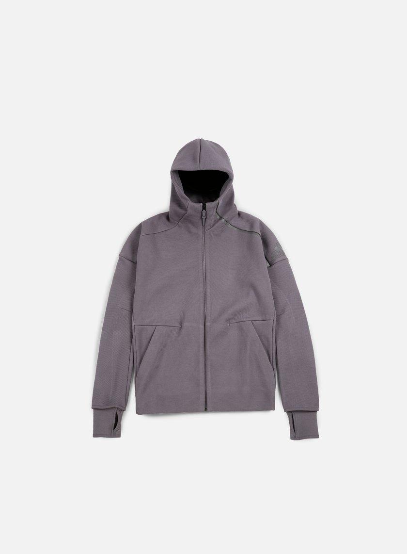 Adidas Originals - ZNE Hoody, Trace Grey
