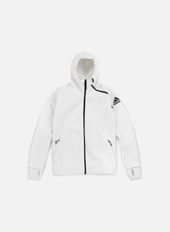 Adidas Originals - ZNE Hoody, White 1