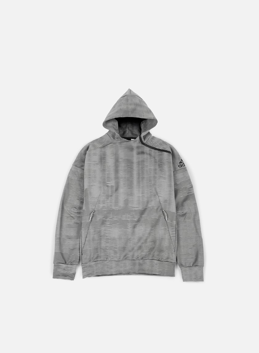 Adidas Originals - ZNE Pulse Hoody, Grey Heather